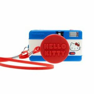 LOMO - Fisheye Lens Camera Hello Kitty