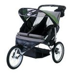 inStep 008 Ultra Runner 2 Double Jogging Stroller