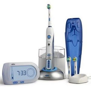Oral-B Triumph ProfessionalCare SmartSeries Toothbrush with SmartGuide