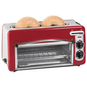 Hamilton Beach Toastation 2-Slice Toaster and Mini Oven 22703