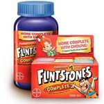 Flintstones Complete Chewable Vitamins