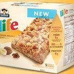 Quaker - Life Soft Baked Nutrition Bars - Banana Walnut Bread