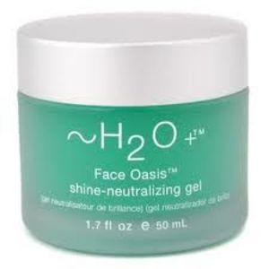 H2O Face Oasis Shine-Neutralizing Gel