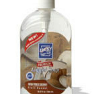 Delta Premium Liquid Soap Fresh Coconut scent