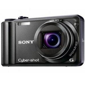 Sony - Cybershot H55 Digital Camera