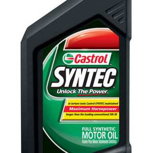 Castrol Syntec Motor Oil