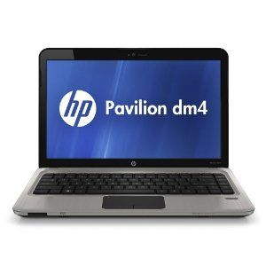 HP Pavilion DM4 Notebook PC