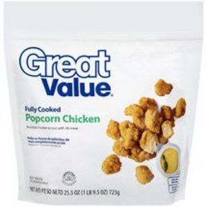 Great Value (Walmart) Popcorn Chicken