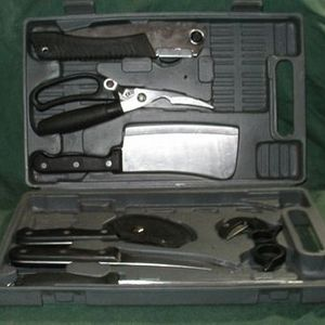 Outfitters Ridge Meat/ Game Processing Set