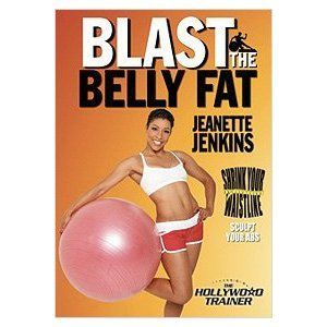 Jeanette Jenkins Blast the Belly Fat
