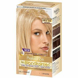 ... Preference Les Blondissimes Hair Color Reviews – Viewpoints.com