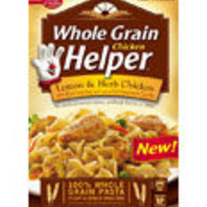 Betty Crocker Whole Grain Helper Lemon & Herb Chicken