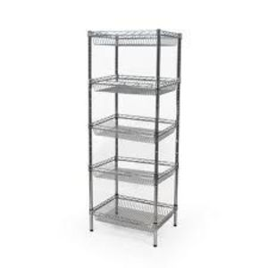 Room Essentials 5 Tier Wire Shelving Unit Reviews