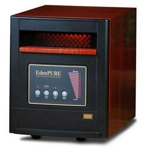 EdenPURE GEN4 1000 Quartz Infrared Portable Heater
