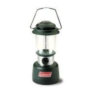 Coleman Twin Tube Battery Lantern