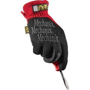 Mechanix Wear MFF-05-010 Fast-Fit Gloves, Black