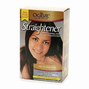 Ogilvie Straightener, For All Hair Types
