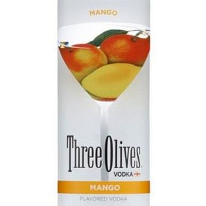 Three Olives Mango Vodka