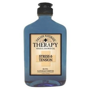 Village Naturals Therapy Stress & Tension Mineral Shower Gel