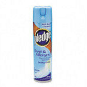 Pledge Furniture Polish, Outdoor Fresh, 12oz CFC Free Aerosol