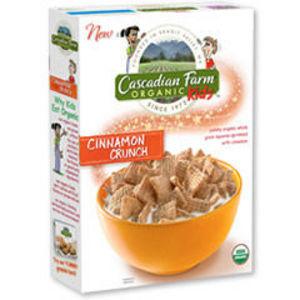 Cascadian Farm Cinnamon Crunch Cereal