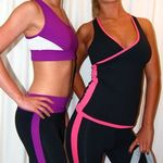 Devotion Active Wear Capri pants
