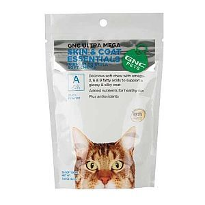 GNC Ultra Mega Multivitamin Plus For Cats