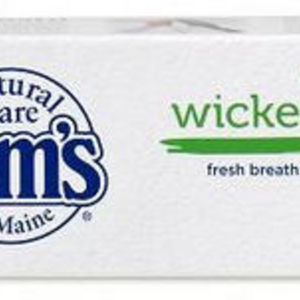 Tom's of Maine Wicked Fresh! Toothpaste - Cool Peppermint