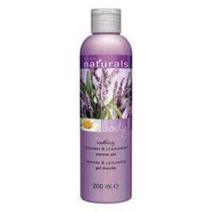 Avon Naturals Lavender & Chamomile Shower Gel