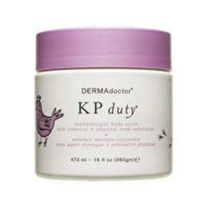 KP Duty Body Scrub 16 oz