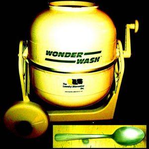Wonder Wash - The Laundry Alternative
