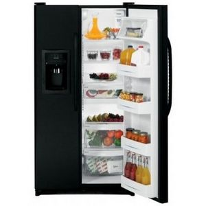 GE Side-by-Side Refrigerator GSH25JFX