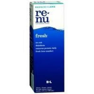 Bausch + Lomb Renu Fresh Multi-Purpose Contact Lens Solution