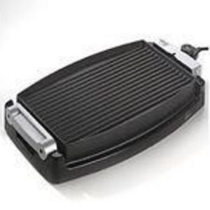 Wolfgang Puck Reversible Nonstick Grill and Griddle