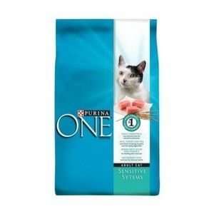 purina one adult cat sensitive systems dry cat food. Black Bedroom Furniture Sets. Home Design Ideas