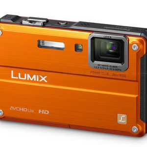 Panasonic LUMIX Digital Camera DMC-TS2