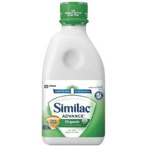 Similac Organic Ready to Feed Baby Formula