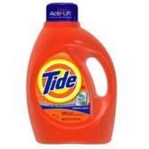 Tide HE with Acti-Lift Liquid Laundry Detergent, Original Scent