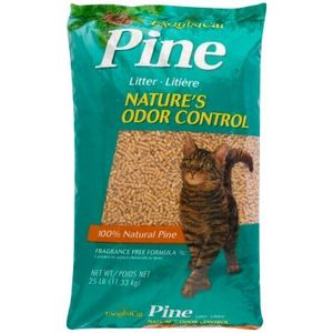 ExquisiCat Enviro-Friendly Pine Cat Litter
