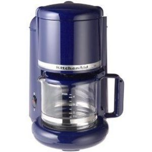 Coffee Maker Reviews 4 Cup : KitchenAid Ultra 4-Cup Coffee Maker KCM055ER Reviews Viewpoints.com