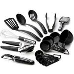 KitchenAid Cook's Series 17-Piece Starter Tool and Gadget Set