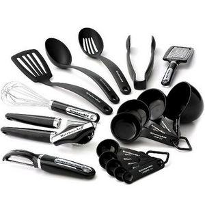 KitchenAid Cook's Series 17-Piece Starter Tool and Gadget Set