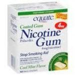 Equate Nicotine Gum Mint