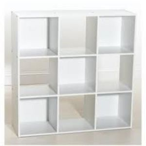 ClosetMaid 9 Cube Organizer