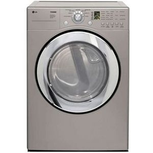 LG XL Capacity Gas Dryer