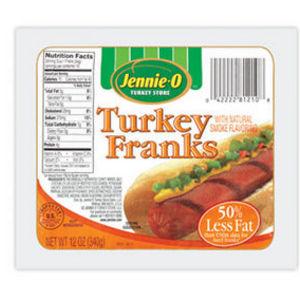 Jennie-O Turkey Franks