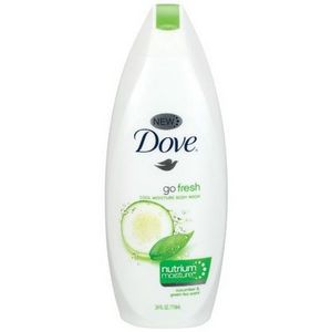Dove Go Fresh Cool Moisture Body Wash Cucumber & Green Tea