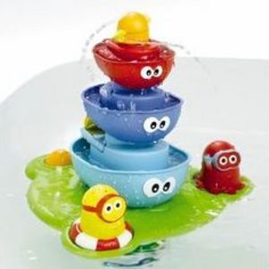 Yookidoo Stack 'N' Stream Tub Fountain