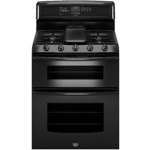 Maytag freestanding gas double oven range mgt8885xs reviews - Gas stove double oven reviews ...
