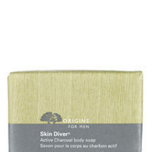 Origins Skin Diver Active Charcoal Body Soap